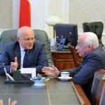 Виктор Назаров и Владимир Спиваков