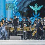 Супруги Нетребко и Эйвазов впервые спели дуэтом в Санкт-Петербурге. Фото - Руслан Шумаков / пресс-служба концерта