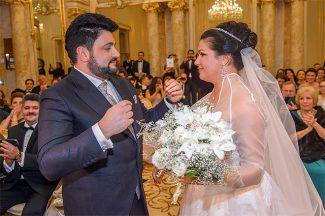 Свадьба Анны Нетребко и Юсифа Эйвазова. Фото - www.globallookpress.com