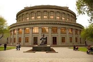 Театр оперы и балета в Ереване
