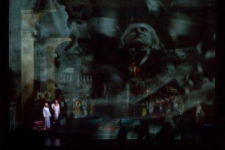 Опера «Парсифаль», реж. Кристоф Шлингензиф, 2004 г. Фото - Jochen Quast