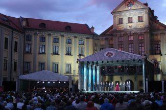 В Несвиже прошел традиционный театральный фестиваль