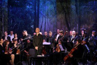 Концерт в Рязанском областном музыкальном театре
