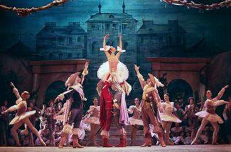 """""""Спящая красавица"""" в Саратовском театре оперы и балета. Фото - Юрий Кабанов"""