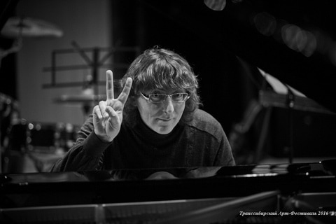 Сергей Тарасов. Фото - Александр Иванов
