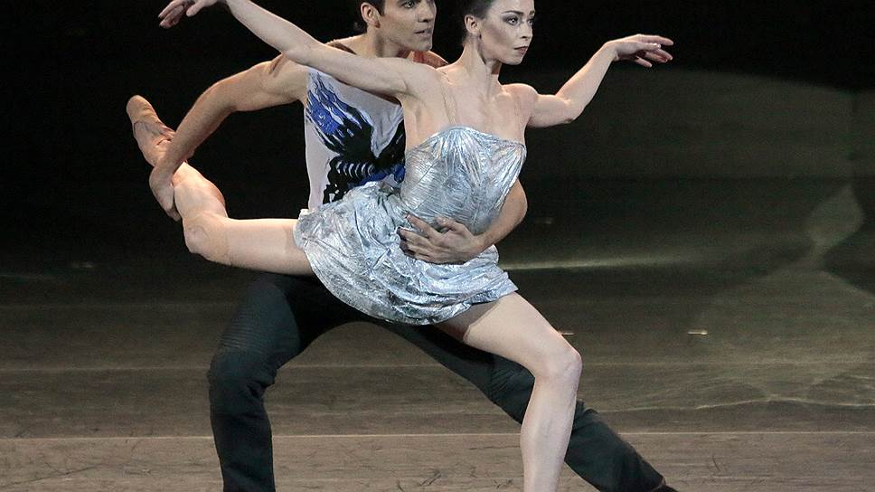 "Екатерина Крысанова, ""Ундина"". Фото - Дамир Юсупов"