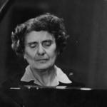 Вера Лотар-Шевченко, 70-е годы. Фото - yeltsin.ru