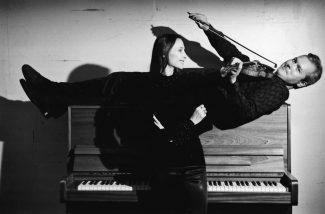 Светлана Захарова и Вадим Репин. Фото - Саша Гусов