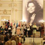 Лауреаты VI Международного конкурса юных вокалистов Елены Образцовой