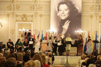 Завершился VI Международный конкурс юных вокалистов Елены Образцовой