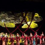 Опера «Энхэ-Булат Батор» показана под открытым небом