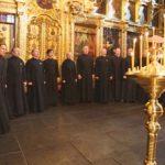 Мужской хор Новоспасского монастыря