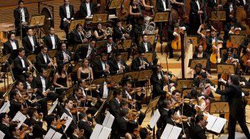 Густаво Дудамель и Венесуэльский молодежный оркестр им. С. Боливара