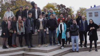 Участники Пятой международной академии молодых композиторов