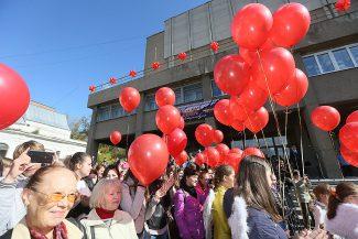 Безумные дни в Екатеринбурге