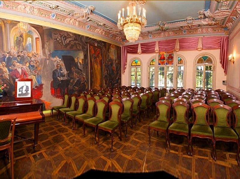 Музей «Дача Шаляпина в особняке купца Ушакова в Кисловодске
