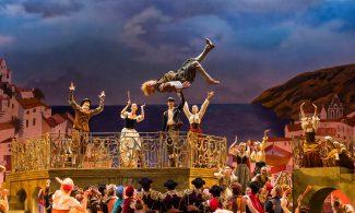 """Спектакль Большого театра """"Дон Кихот"""" получил высокую оценку британских критиков. Фото: Tristram Kenton for the Guardian"""