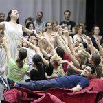 """Репетиция """"Осуждения Фауста"""" в Большом. Фото - Дамир Юсупов/Большой Театр"""
