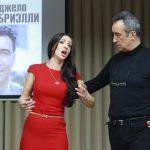 Мастер-класс Анджело Габриели в Музыкальной академии Елены Образцовой