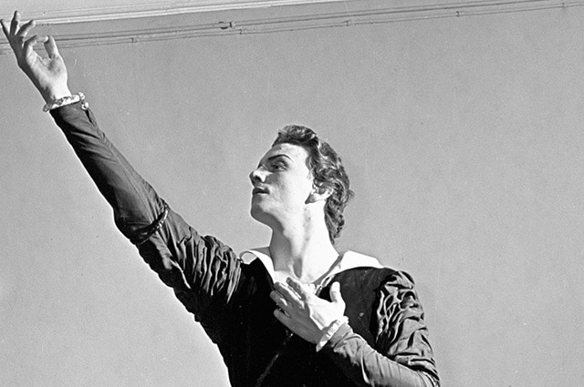 Марис Лиепа, 1961 год. Фото: РИА Новости/ А. Воротынский
