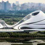 В Китае построили самый красивый оперный театр