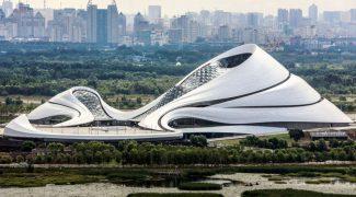 В Харбине построили самый красивый оперный театр