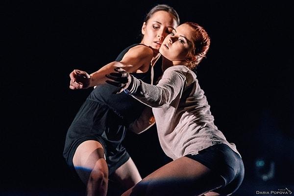 Танец сексуальный с сексом