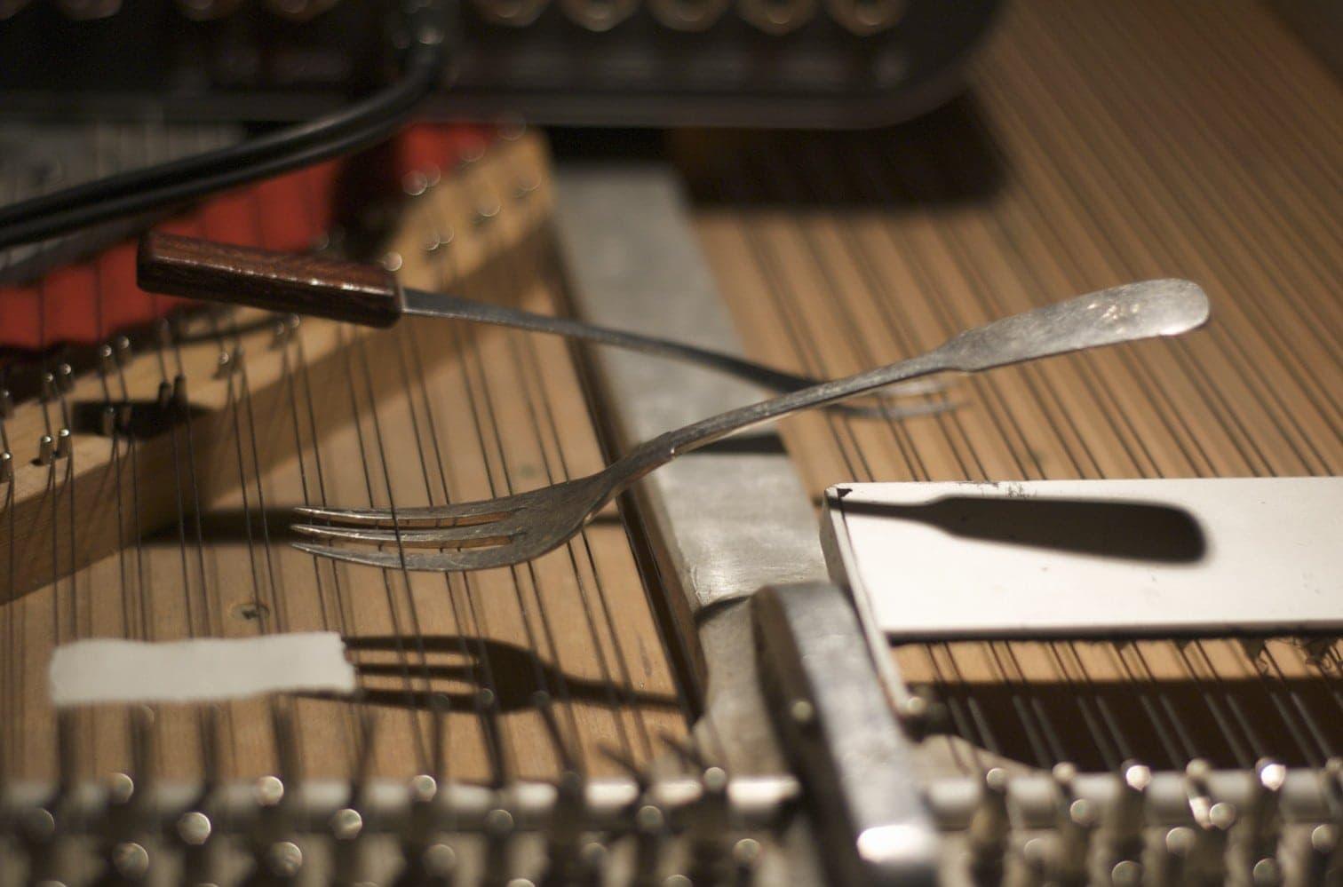 Подготовленный рояль