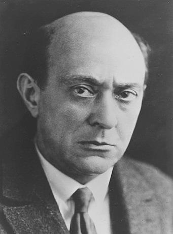 Арнольд Шенберг, 1930 год