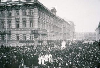 Похороны П. И. Чайковского
