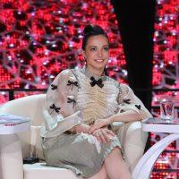 Диана Вишнёва принимает поздравления с юбилеем