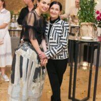 Диана Вишнева отметила день рождения в отеле «Астория»