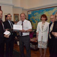 Глава «Мелодии» Андрей Кричевский поздравил с днем рождения Геннадия Зюганова