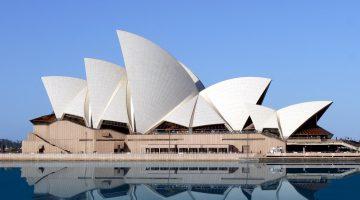 Сиднейский оперный театр