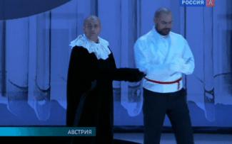 Ильдар Абдразаков в роли Мефистофеля