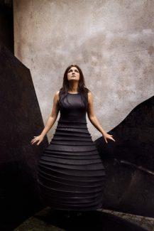 Анна Нетребко. Фото - Harald Hoffman / DG