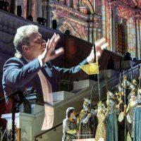 В Астраханском кремле покажут легенду о чудесном спасении Русской Атлантиды