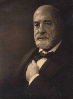 Леопольд Ауэр. Около 1917 г.