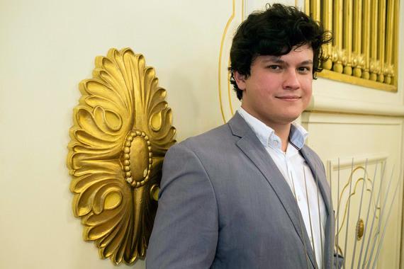 Узбекский маэстро признан в Зальцбурге лучшим дирижером. Фото - Marco Borrelli / Salzburger Festspiele