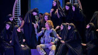 """Парсифаль"" на Байройтском фестивале. Фото - Bayreuther Festspiele / Enrico Nawrath"