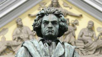 Памятник Бетховену на Мюнстер-Плац в Бонне