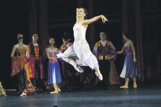 Стиль и темп «Ромео и Джульетты» в постановке Вячеслава Самодурова словно инспирированы брутальным дыханием сегодняшнего дня. Фото - Facebook.com