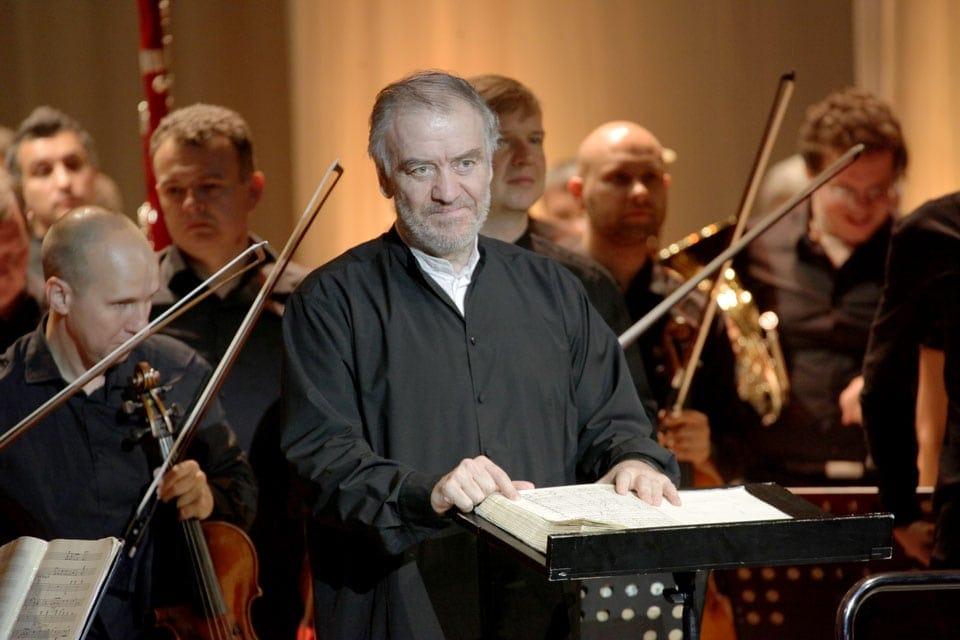 Валерий Гергиев. Фото: Семен Попов