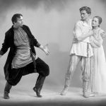 """В Мариинском театре готовят премьеру балета С. Прокофьева """"Каменный цветок"""""""