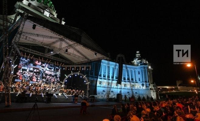 VI фестиваль оперы «Казанская осень» состоялся в Казани. Фото: Ильнар Тухбатов