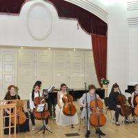 Школа акварели Андрияки и ЦМШ провели мастер-классы для талантов из России и Белоруссии