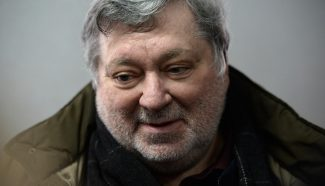 Борис Мездрич. Фото - Александр Кряжев