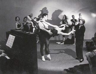 Бронислава Нижинская. Фото - John Rawlings, 1935 год