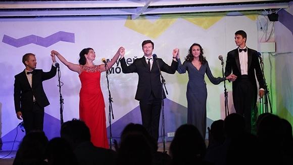 Во дворе Музея Москвы открыли оперный ликбез. Фото - пресс-служба Музея Москвы