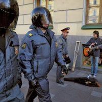 Собянин пообещал избавить уличных музыкантов от штрафов